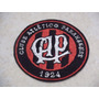 Escudo Do Atletico Paranaense - Bordado - Patch - Distintivo