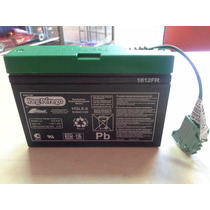 Bateria Peg-pérego 6v 8ah Carros Elétricos Nevada