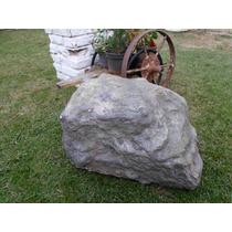 Pedra Artificial, Decoração Para Jardim