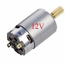 Motor 12v Para Moto, Elétrica Bandeirante E Magictoys