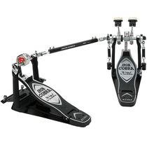 Pedal Duplo De Bumbo Tama Iron Cobra C/ Case Hp900 Pswn