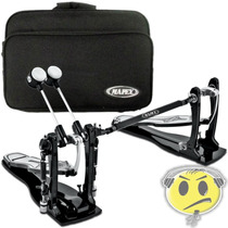 Pedal Mapex Raptor Duplo P900 Dtw Direct Drive Case Top Loja