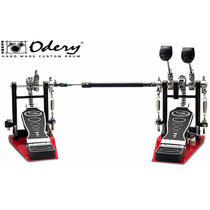 Pedal Duplo De Bumbo Odery Privilege Pd-902pr + Chave