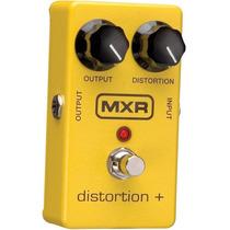 Promoção! Dunlop M104 Pedal Mxr Distortion Plus P/ Guitarra