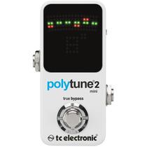 Pedal Afinador Polytune 2 Mini Tc Electronic - Loja Física
