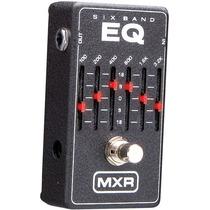 Promoção! Dunlop M109 Pedal Mxr Six Band Equalizador Guitar