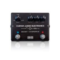 Oferta ! Dunlop Mc402 Pedal Mxr Boost Overdrive P/ Guitarra