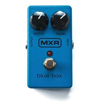Pedal Mxr Blue Box Octave Fuzz Dunlop M103 Azul