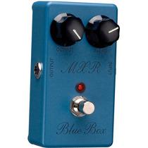 Oferta ! Dunlop M103 Pedal Mxr Blue Box Octave Fuzz Guitar