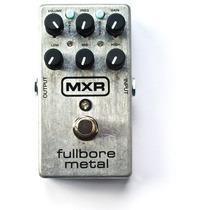 Oferta ! Dunlop M116 Pedal Mxr Fullbore Metal Para Guitarra