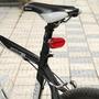 Sinalizador Para Bicicleta Led Farol Lanterna Pra Bike