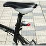 Luz Traseira De Bicicleta Carregada Por Energia Solar Led