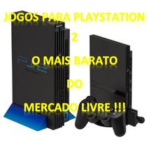 Vários Patchs Para Ps2 / Temos Todos Playstation 2