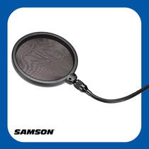 Tela De Proteção Para Microfone Pop Filter Ps01 Samson