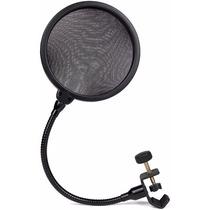Tela De Proteçãomicrofone Pop Filter Ps01 Samson Loja + Nf