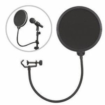 Pop Filter Anti Puff Para Microfone Condensador / Studio