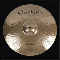 Prato Liga B20 - Turkish Cymbals Crash Rock Beat Rock 16