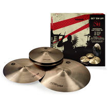 Prato Stagg Sh Set B Hi Hat 14¿ +crash 16¿ +rd 20¿ C 6693