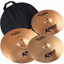 Kit Pratos Krest - Fusion Series - Fset2 - Bag Luxo