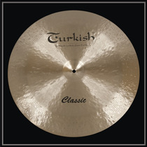 Prato Liga B20 - Turkish Cymbals China Classic 18