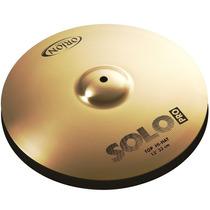 Prato Orion Chimbal Solo Pro 13 Pol Hi Hat Pr13hh B8 Bronze