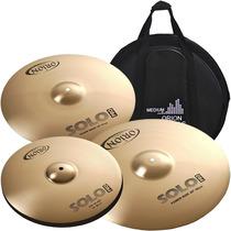 Kit Pratos Orion Solo Pro Pr90 14 16 20 Com Bag