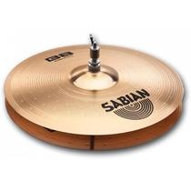Prato Chimbal Sabian B8 Pro 14 Bronze P/ Bateria