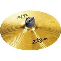 Prato China Splash Zildjian Zht 10 Modelo Novo Em Bronze B12