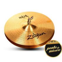 Prato Chimbal Hit Hat Zildjian Zbt Series 14 B8 L O J A