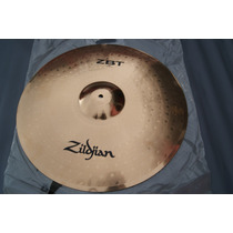 Zildjian Zbt Ride 20 Sabian Meinl Paiste Stagg Wuhan B8 B20
