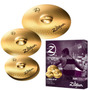 Kit Pratos Zildjian Planet Z Set 14 16 20 L O J A