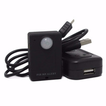 Sensor Alarme A9 Via Chip Gsm - L725pj