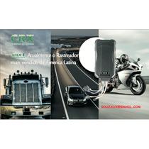 Rastreador Gps/gprs/gsm Crx1 Gt06 Homologado Anatel