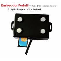 Mini Rastreador Portátil, Espião - Online Sem Taxas
