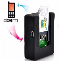 Micro Escuta Espia Gsm Quadband