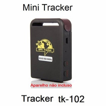 Manual Para Rastreadores Tracker Tk-102 E Do Tk-103
