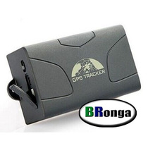Rastreador Veicular Gps Bloqueador Tk-104 Celular/sms Carro