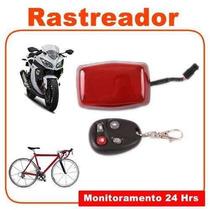 Rastreador Gps/bloqueador/alarme Tk-304 Moto Bicicleta Carro