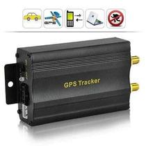 Rastreador Veicular Sem Mensalidade Tracker Gps/gsm/sms