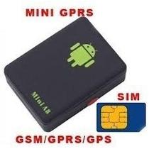 Mini A8 Escuta Espiã Localizador Gps Celular Investigação