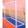 Rede Para Trave De Futebol De Salão Futsal Fio 2 Mm