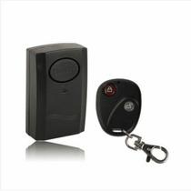 Alarme Vibratório Com Sensores E Controle Remoto