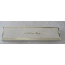Christian Dior Relógio E Jóias Estojo Original
