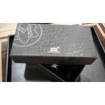 Caixa Original Montblanc (mata-borrão)