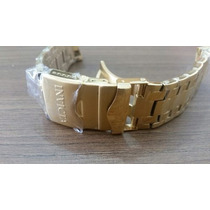 Pulseira Invicta Pro Diver 0073 Dourada Aço