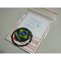 Aro Relógio Technos T205-10 - Cor Preto E Dourado