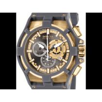 Proteção De Caixa De Relógio Invicta Akula 0637 Envio 5/21dd