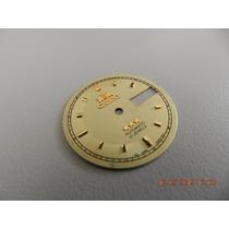 Mostrador Orient Masculino Bege-brasil Relógios