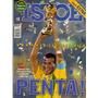 Revista Istoé - Ed. Histórica - Brasil Pentacampeão - 6/2002