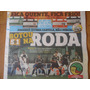 Santos 5 X 1 Corinthians, De 29-01-2014, Jornal Lance